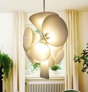 Fashion acrylic Pendant light
