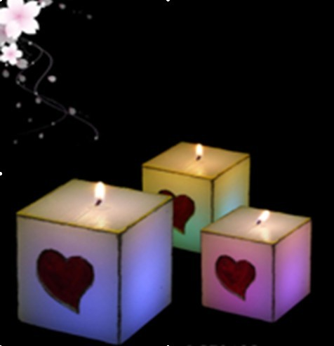 Maggic Candle