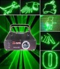 100mw or higher  single green dj laser light