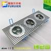 11.5W/9*1W 110v/220v square led ceiling/under cabinet light