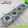 14.5W/12*1W 110v/220v square led ceiling/under cabinet light