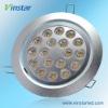 18*1W High Power LED Ceiling Light