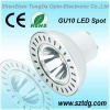 1W LED GU10 decorative Color changing Spotlight