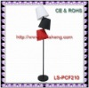2011 Modern fabric floor lamp (LS-PCF210)