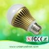 2011 new, a60 led mini bulb, 5w 360lm warm white