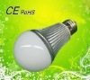 2012 5w high power led bulb with dimmer