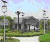 2012 Quality Energy Saving CE ISO RoHS high quality solar street light