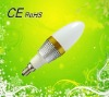 2012 factory wholesale! led candle e14 with 2-years warranty