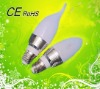 2012 good quality e27 e14 led candle lamp, better price, two years warranty