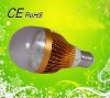 2012 high quality e27 led bulb golden with dimmer