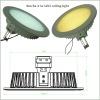 21w led recess lights