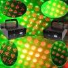 250mW RG twinkling Dj laser effect projector