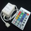 28 Keys Led RGB Controller With Remote IR