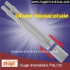2G11 LED Tube with Replaceable LED Driver Long Lifespan E