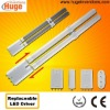2G11 pll led tube light with replaceable led driver (driver interchangeable) M