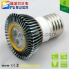 3.5W/3*1w 110v/220v high power Edison Screw e27 led spot light