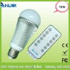 3 years warranty B22/E26/E27 1w--8w dimmable led bulb