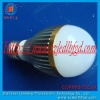 330lm High Power white color 3W LED bulb e27 Car aluminum + PC