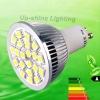 3528SMD GU10 4W led spotlamp