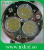 3W LED Down Lighting 3X1W MR16 /GU10 12V / 100-240V