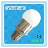 3W led bulb lighting