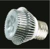 3x2W Cree chip LED spotlight,led bulb