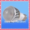 3x3W LED Globe Light Bulbs