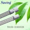 3years warranty T8 LED tube light (1500mm,324pcs 3528 LED)(T8150-324DA3528)