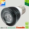 40W/50W halogen replacement,e27 dimmable led spot light
