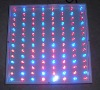 45W Tri-band LED GROW PANEL--660nm/460nm/590nm