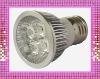 4W LED spot lamp