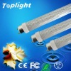 4ft 12w led dip tube light