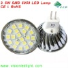 5050 SMD MR16 LED Spotlight