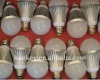 5W E27/GU10/MR16 High Power RGB LED bulb