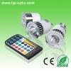 5W GU10 MR16 RGB LED lighting