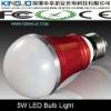 5W LED Bulb with Aluminum Housing
