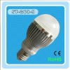 5w glass led bulbs