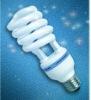 6000hrs half spril 12mm 20w 110v energy saving lamp