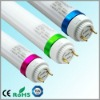 600mm 9W Lockable Rotating End Cap Emergency T8 LED Tube Lamp