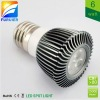 6W/3*2w 110v/220v high power Edison Screw e27 led spot light