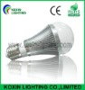 6W E27 led lamp Warm white ,Cool white+180degree