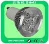 6W GU10 LED spotlights UL cUL listed