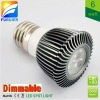6W high power Edison Screw e27 dimmable led spot light