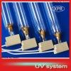 6kw 850v 530mm amalgam lamp