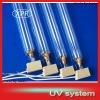 6kw 850v 530mm uv light tube