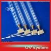 6kw 850v 530mm uvb lamp
