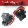 7inch, 55W,12V HID off road light/ hid driving light/spot lamp