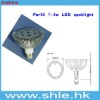 8.7w 590lm par30 led pin spot light