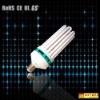 8U CFL bulb with 200W