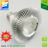 980lm, 6000-6500K, 10W cob led par30 light